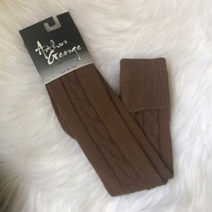 NWT🛍3/$30 Arthur George Brown Over the Knee Socks